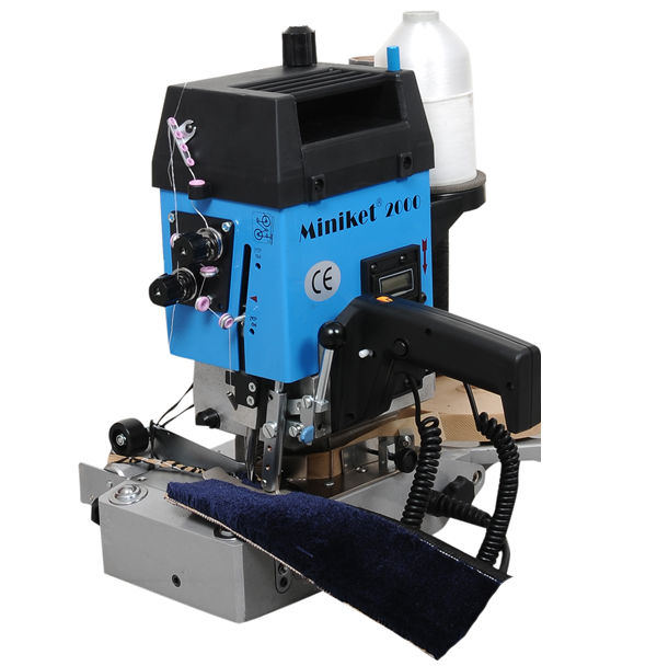 Portable Carpet Serging Machine Floor Matttroy