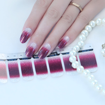 Professional Diy Nail Art Supplies Wholesale Custom Glitter Nail