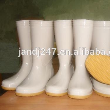 2ea89c26549 Food Industrial Rubber Gumboots PVC Protect Rain boots Rain shoes