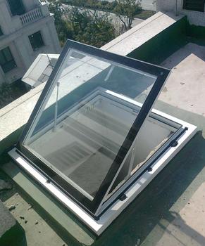 En Aluminium Fenêtres De Toit Toit Ciel Fenêtre Pour Vente à