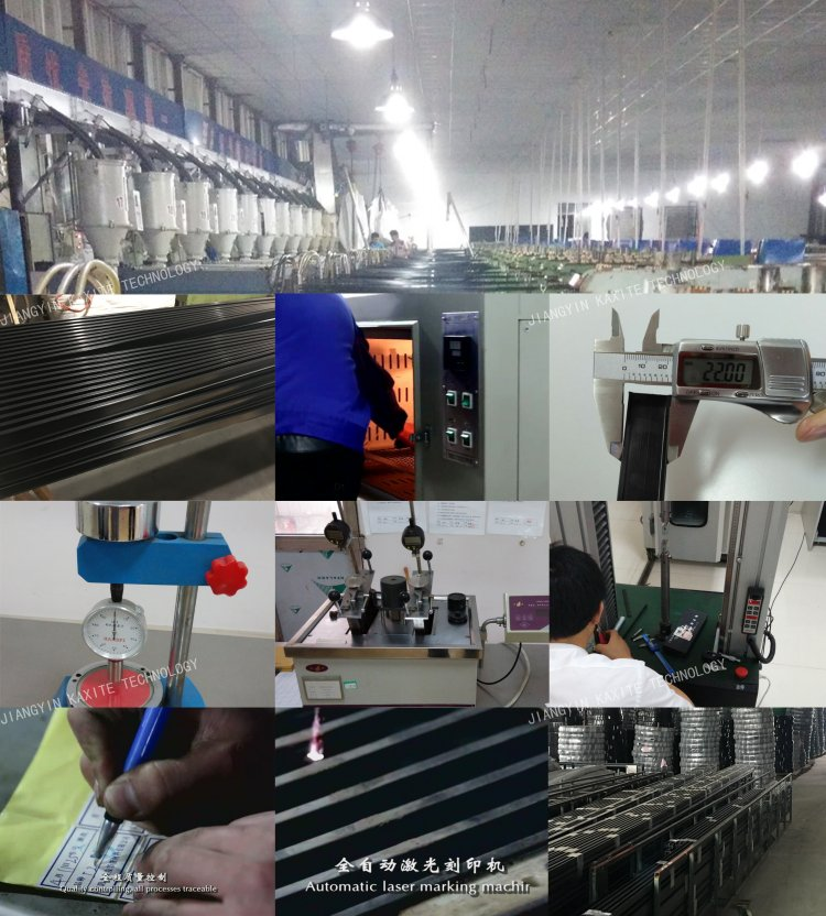 customized high precision polyamide 66 extrusion thermal insulation strip