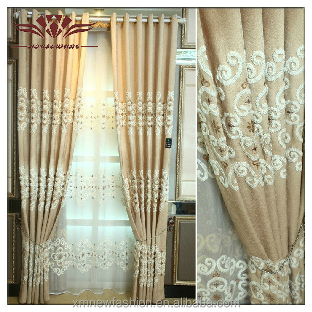 Indian Embroidery Curtains Living Room CurtainsEmbroidered Pattern India