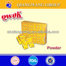 4gram*10pcs*200bags MIXED HALAL CHICKEN FLAVOUR SPICE CUBE