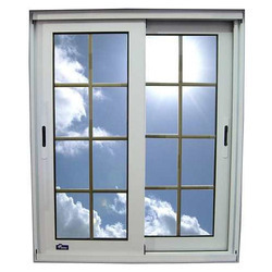 2016 latest pvc window grills design pictures for house for Steel window design 2016