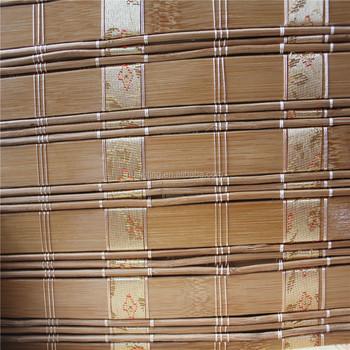 Outdoor Bamboe Gordijnen/katoen Venster Outdoor Bamboe Gordijn - Buy ...