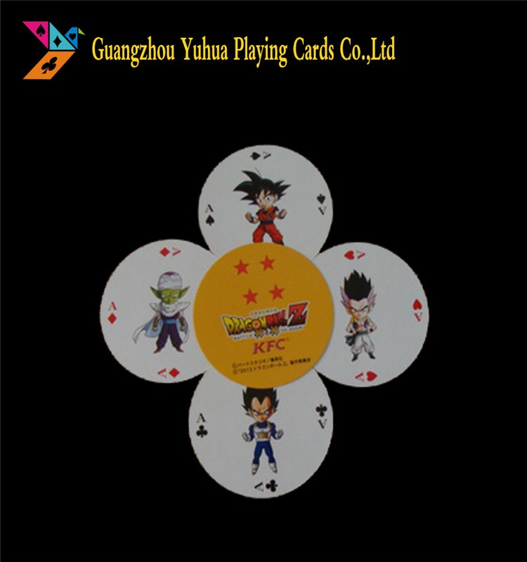 Round Playing Cards YH1021