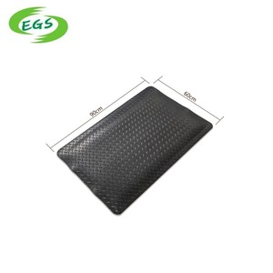 China Manufacture Cleanroom ESD Anri-fatigue heated Floor Mat -Solid