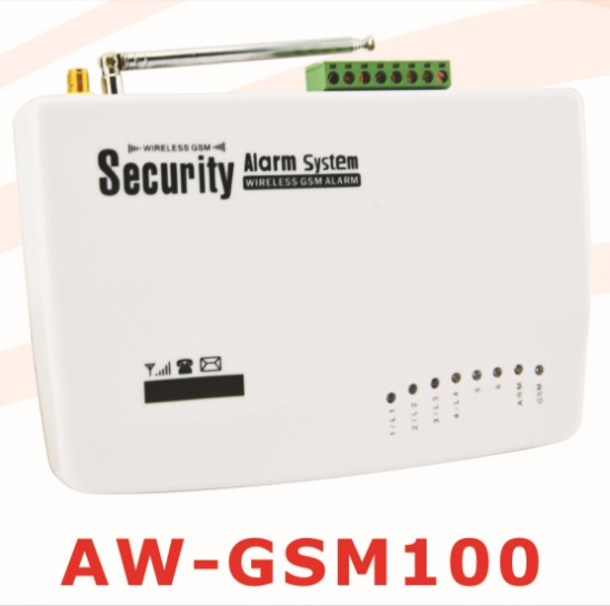 GSM Module Home Alarm system