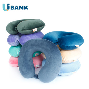New product Memory Foam U-shape Travel Neck Support Pillow