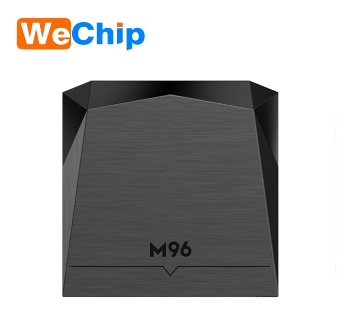 2017 Android 6.0 Amlogic 905X M96 tv box 2GB 8GB Quad-core Marshmallow kodi smart Media Player