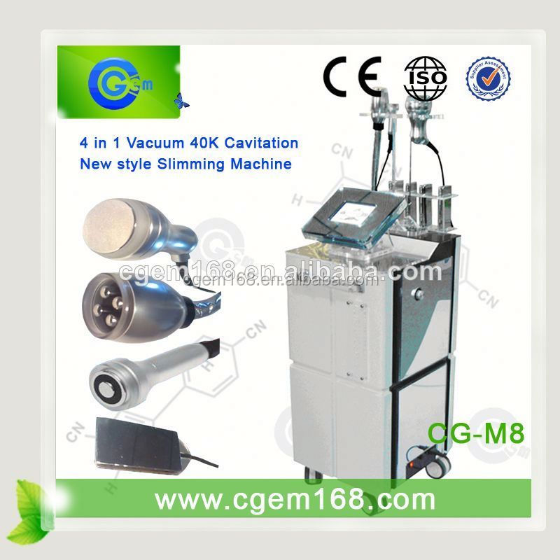 money maker for salon,spa and beauty center,hot!!! home use vacuum cavitation rf machine for slimming