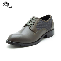 Nice design stitching upper buy men leather shoes direct for sale from China