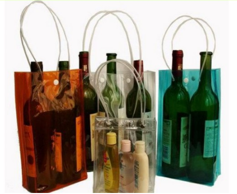 china products collapsible mini wine bottle cooler ice bag