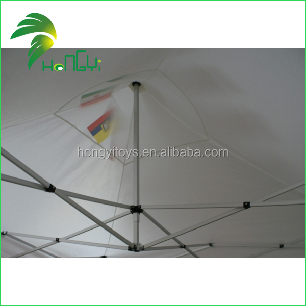 Hot Sale Custom Made 3x3m Outdoor Tent,Portable Aluminum Alloy Folding Tent, Advertising Trade Show Tent