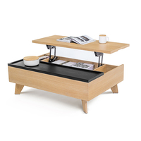 writing coffee table lift MDF wood Modern Coffee Table/Tea Table/Wooden Table folding home furniture