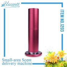 Home use fan waterless air mini aroma scent fragrance timer setting oil sessential diffusers