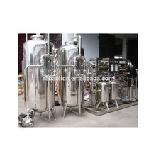 8000LpH large scale industrial reverse osmosis water purification system