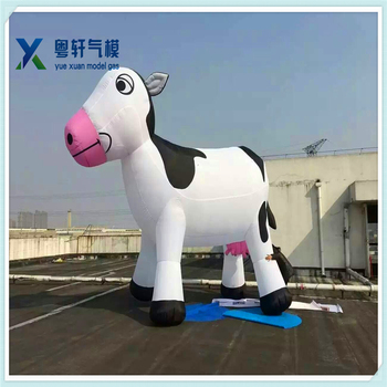 Giant Inflatable Cow/inflatable Cow Milka For Outdoor Use ...