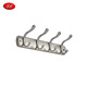 Kitchen Bathroom Towel Clothes Hook Zinc Alloy Clothes Hat Coat Hook Household Waterproof Necessities