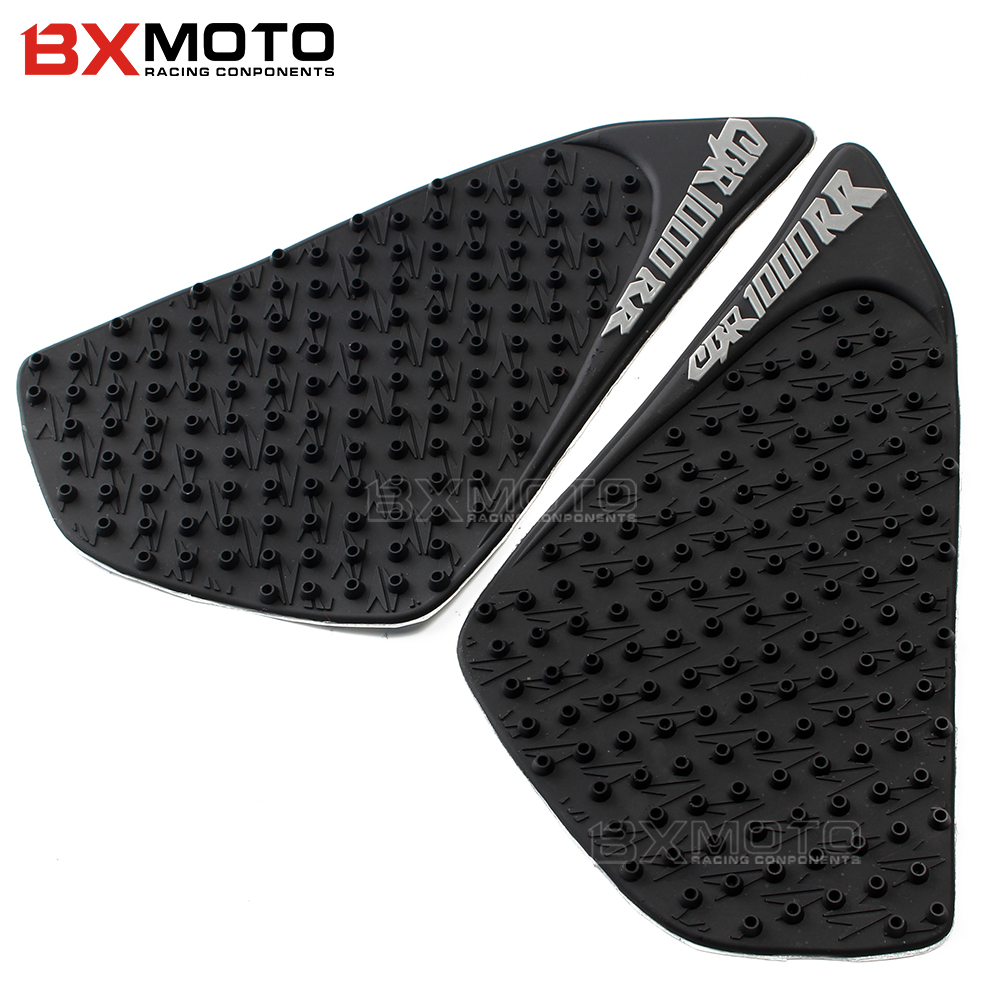 Motorbike Accessories Cheap Sale Motorcycle Anti Slip Tank Pad Side Gas Knee Grip Traction Pads Protector Stickers Decal For Honda Cbr1000rr Cbr 1000rr 2004-2007 Cheap Sales 50%