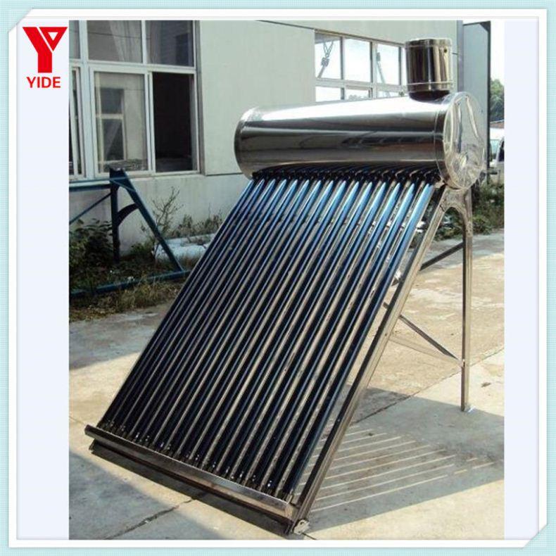 De Alta Tecnolog 237 A De Calentador De Agua Solar De 1000
