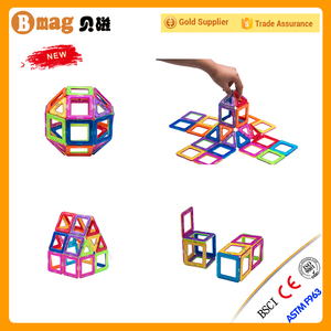 Welcome OEM magmax magnetic plastic building sticky desk designer building car toys with price for kids