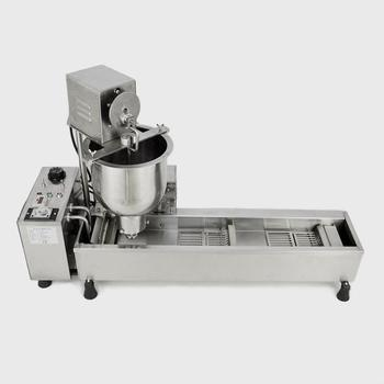 Good quality Mini Donut Fryer, donut machine ,donut ball forming machine fryer machine to make delicious donut