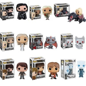 (Original) Game Of Thrones Daenerys Targaryen Vinyl Bobble Head Funko Pop Action Figure Toy,Game Of Thrones Funko Pop
