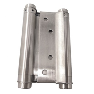 Hight quality stainless steel heavy duty spring loaded door hinge