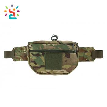 43445967963e Custom Tactical Waist Bag Camo Waitress Money Pouch Fanny Pack Waterproof  Travel Hip Pack Bum Bag For Women Men - Buy Tactical Waist Bag,Camo Fanny  ...