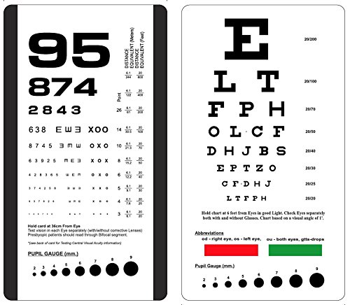 Cheap Eye Chart Card, find Eye Chart Card deals on line at