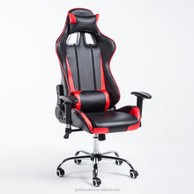 Verchromtem Leder Rollen Stühle Rote Und Rc03 Mit Fuß BQrCxdoeW