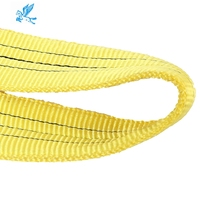 Polyester Flat Woven Webbing Sling Endless Wire Rope Sling Web Belt Sling