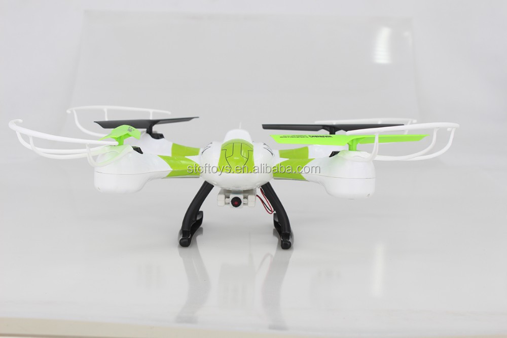 New Arrival RC Drone Aircraft 360 Flip LCD Screen Real-time Camera Quadcopter