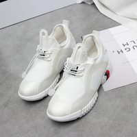 New fashion shoes increasing platform heel casual sneakers womens shoes 2018