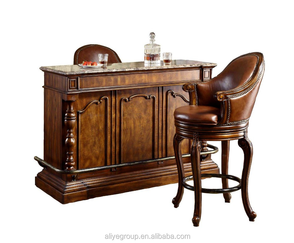 8019a 31 wholesale solid wood furniture used home bar for Photo furniture home