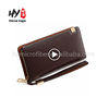 Wholesale high grade classic men leather wallet