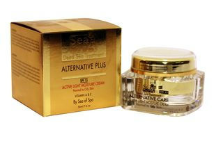 Sea of spa dead sea active anti wrinkle day cream buy for Active salon supplies
