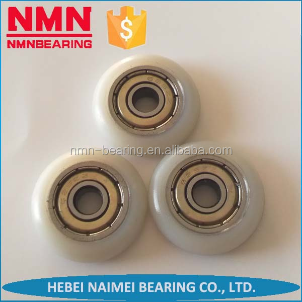 Factory Outlets Nylon Roller 625 Convex Bearing Roller/ Wheel/ Pulley