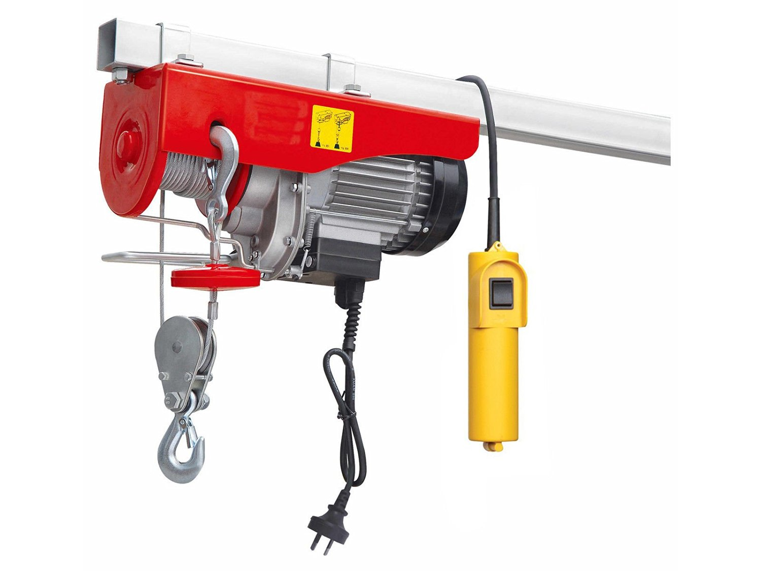 Five Oceans 1320 LB. Overhead Electric Hoist Crane - BC 3782