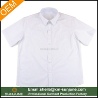 High quality OEM services short sleeve men unique dress shirts