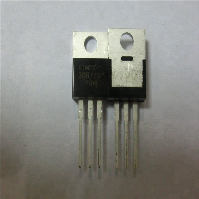 Power MOSFET IRFB31N20DPBF N-CH 200 볼트 31A TO-220