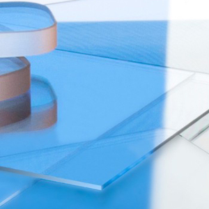 ultra thin glass sheet for coated filter