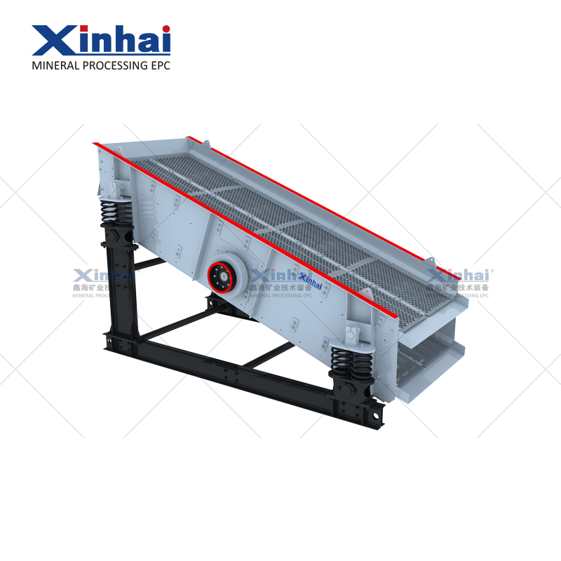 High Efficiency Double Deck Vibrating Screen,Copper Vibrating Screen  Machine - Buy Vibrating Screen,Double Deck Vibrating Screen,Copper  Vibrating