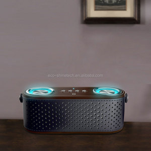 Sound Bass Speaker Heavy Bass Speaker Mega Bass Powerful Sound Portable Bluetooth Speaker with DSP