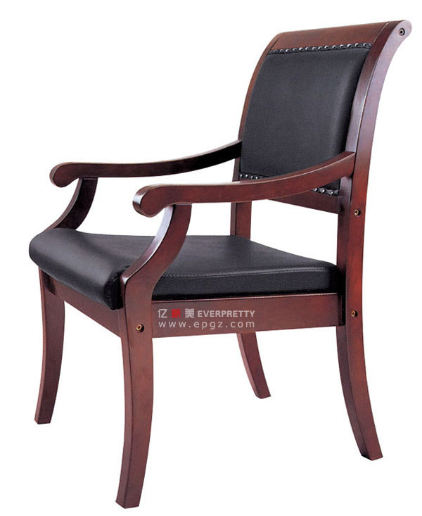 Leather Antique Wood Office Chair, Leather Antique Wood Office Chair  Suppliers And Manufacturers At Alibaba.com