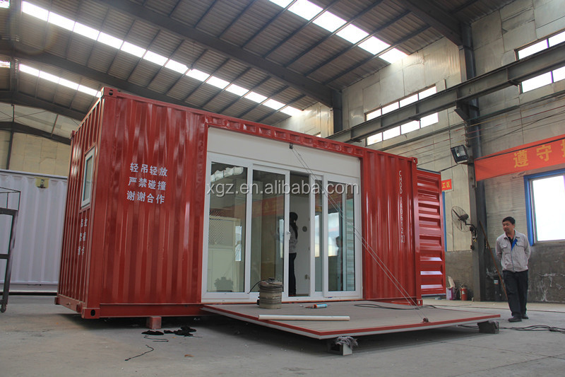 projects of houses from shipping containers