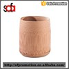 2016 popular excellent quality bamboo cup for vending