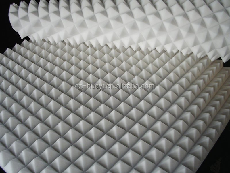 Acoustic foam movable wall padding buy foam wall padding for Sound proof wall padding