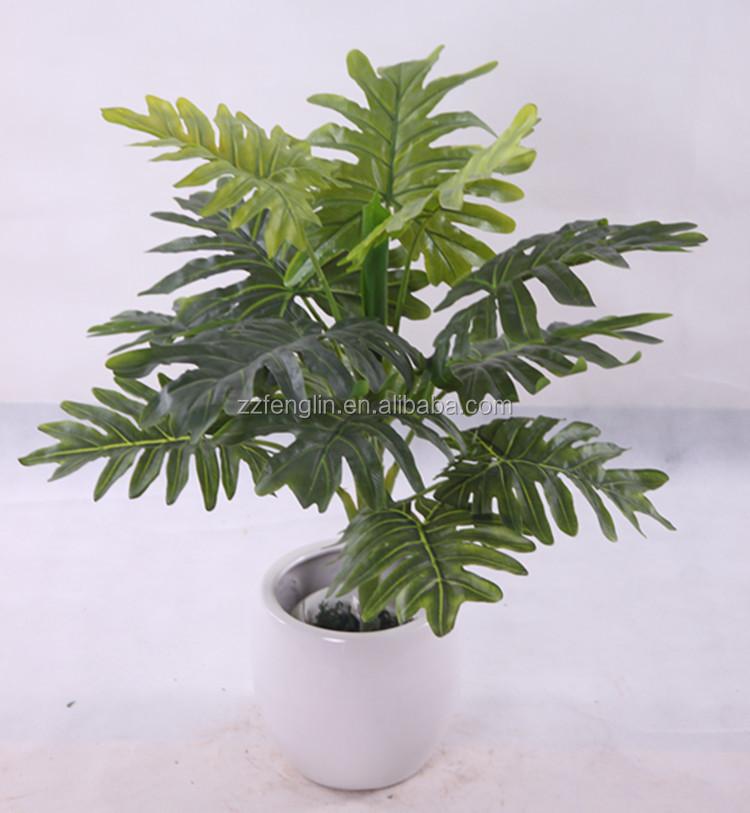 Fabriek Goedkope Kunstplanten Alle Soorten Kunstmatige Philodendron ...
